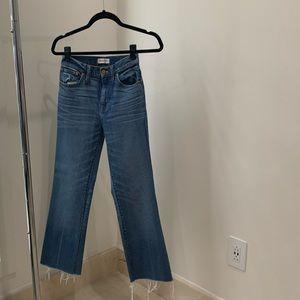 Madewell Jeans - Flea Market Flare